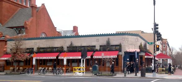 Le Diplomate restaurant