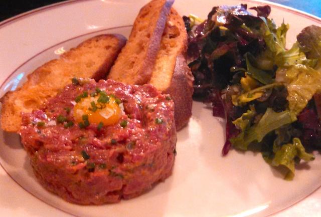 Steak Tartare Le Diplomate