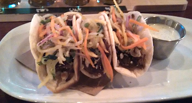 Heavy Seas Short Rib Tacos