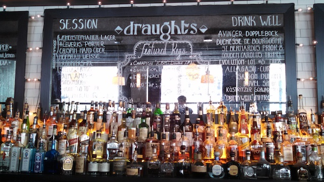 Lyon Hall Bar