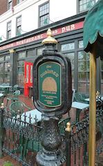 The Dubliner Sign