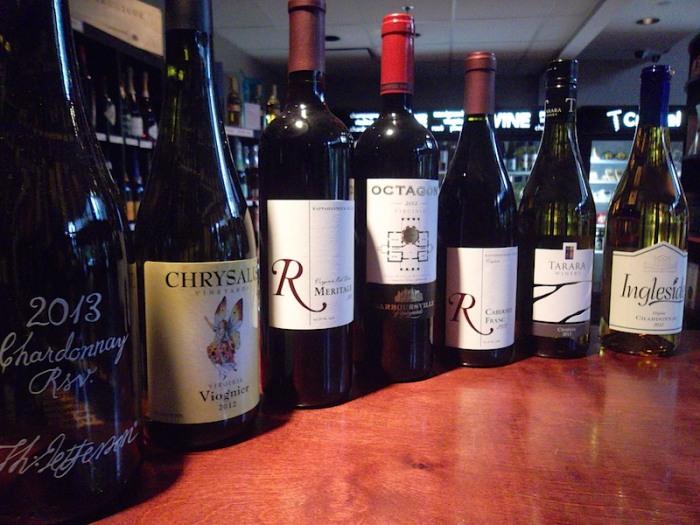 Virginia Wines