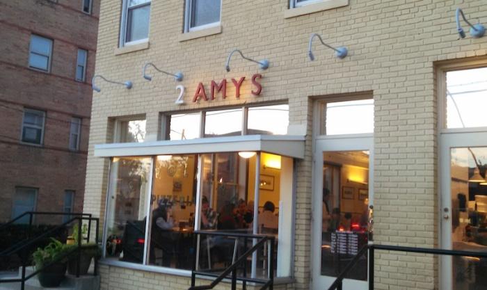 2Amys exterior
