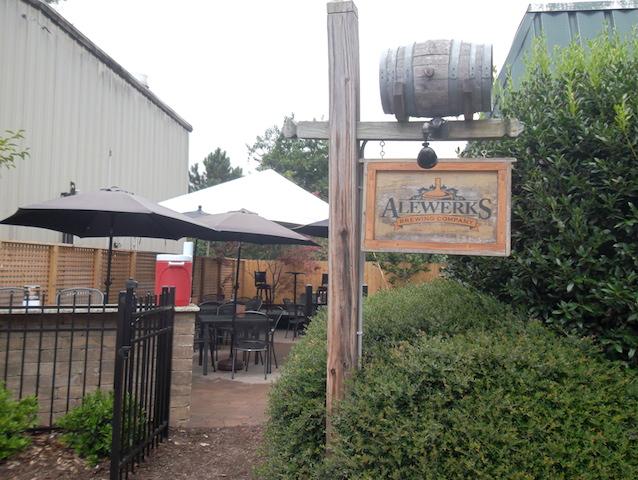 alewerks-beer-garden