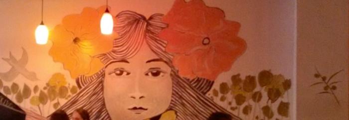 Olives Mural Detail