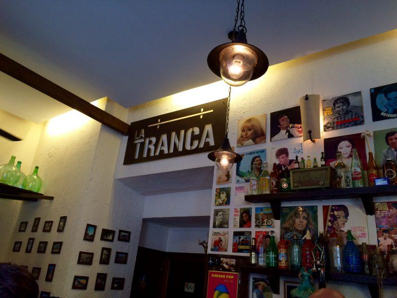 La-Tranca-Sign