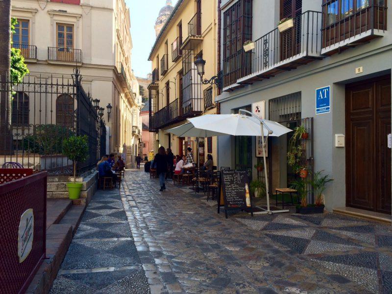 Malaga-City-Street 2
