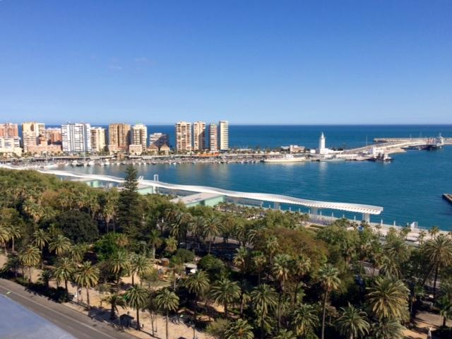 Malaga Port
