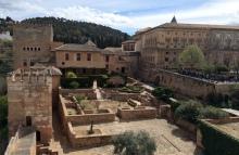 Alhambra Granada 1