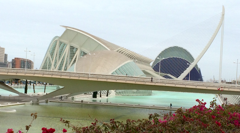 valencia city of art sciences