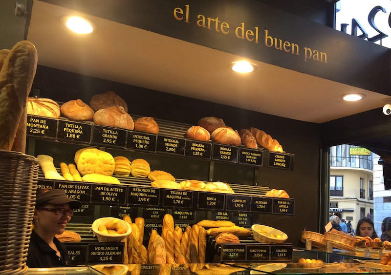 pannus atocha madrid bread