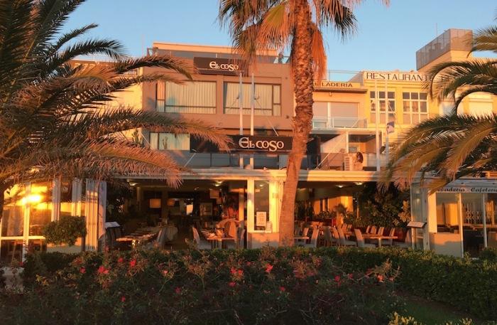 El Coso restaurant Las Arenas Valencia Spain