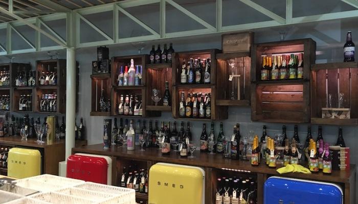 Las Cervezas del Mercado Valencia Spain