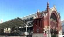 Mercado de Colon Valencia Spain