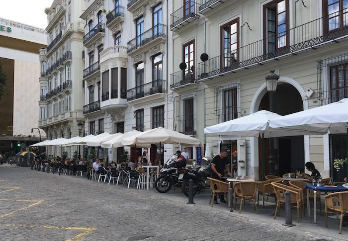 cafes Parterre Park