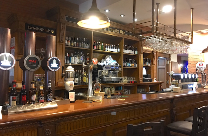 Beers and Travels Bar Valencia Spain