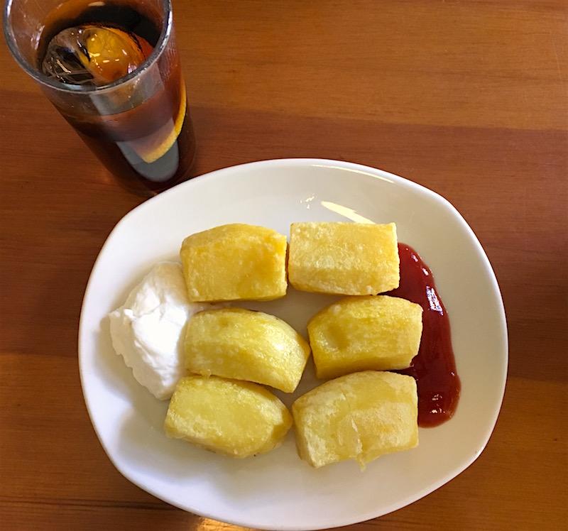 Patatas Bravas Casa Montana Valencia