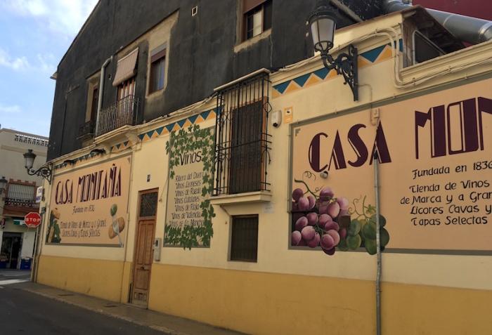 Casa Montana Valencia Spain Cabanyal