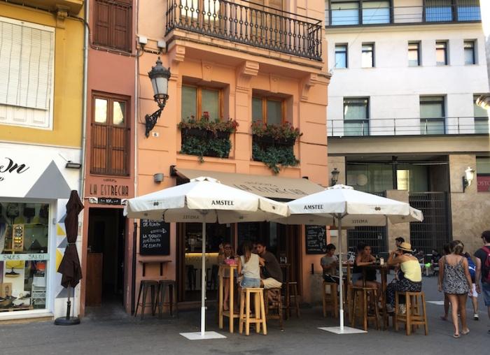 Tasquita La Estrecha Tapas Bar Valencia Spain