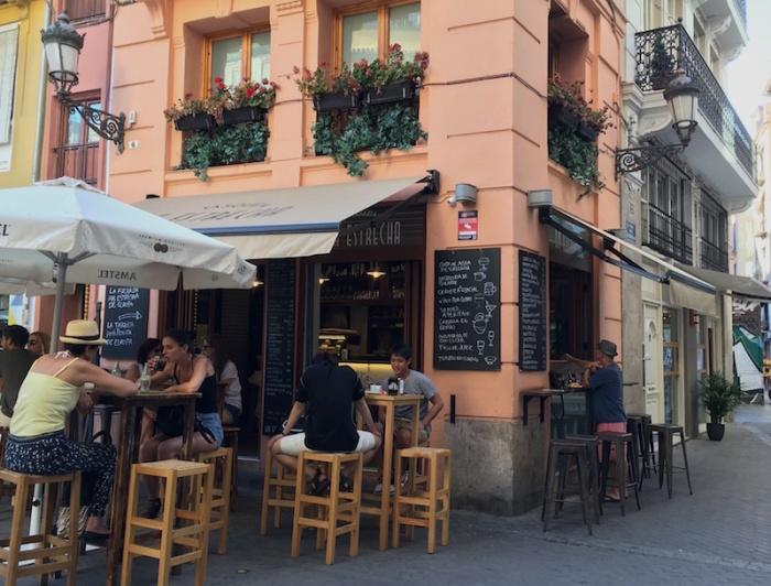 Tasquita La Estrecha Valencia