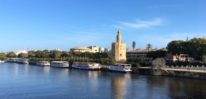 Torre del Oro Sevilla Spain