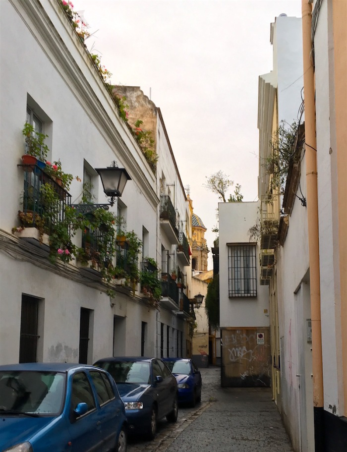 sevilla-street