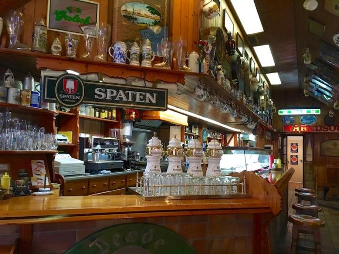 Baden Baden bar Valencia Spain