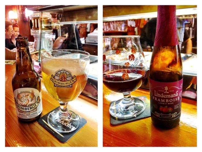 Baden Baden beers collage