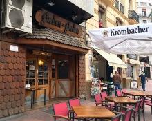 Baden Baden restaurant terrace Valencia Spain