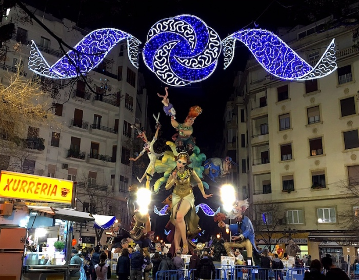 Fallas Lights 3