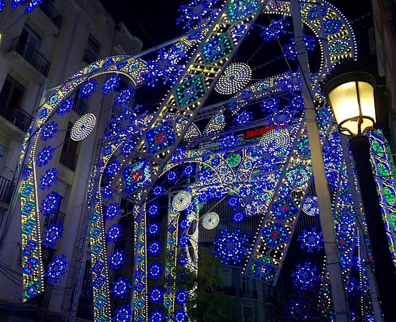 Lights Calle Cuba