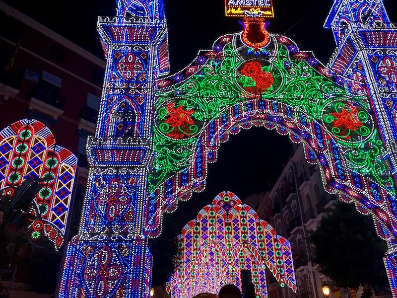 Lights Calle Sueca