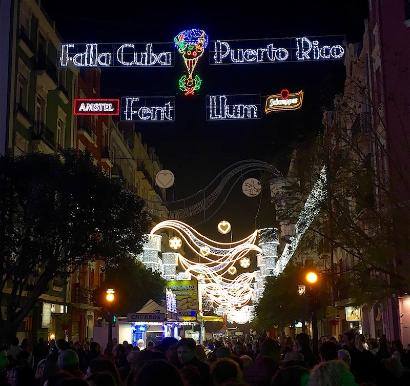 Lights Fallas 2