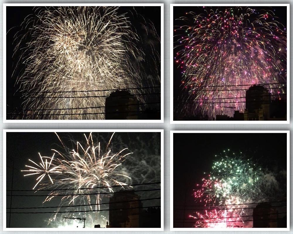 Nit del Foc Fireworks Fallas Valencia 2017