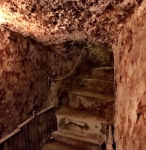 Bodega Honda cave entrance Requena