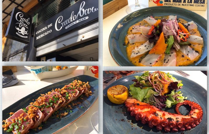 Crudo Bar Valencia Spain Jills Urban Food Crawls