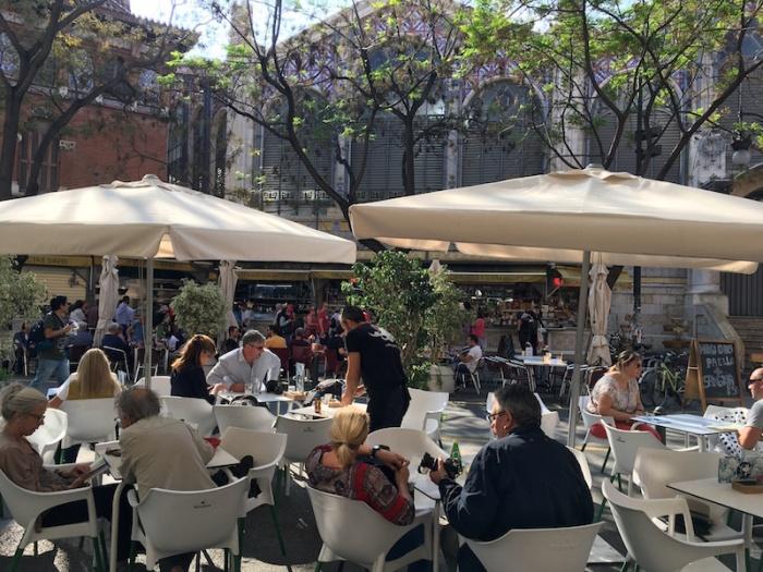 Mercado Central Cafes
