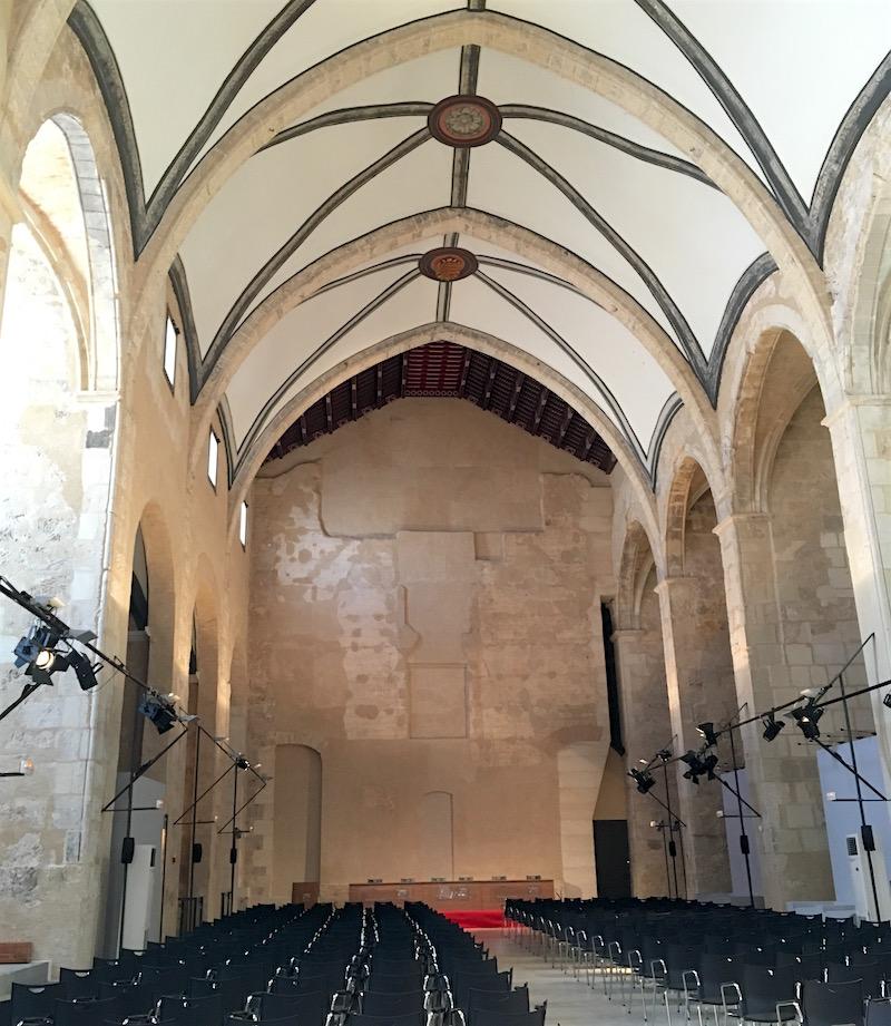 Convent Sant Domenec Xativa Spain