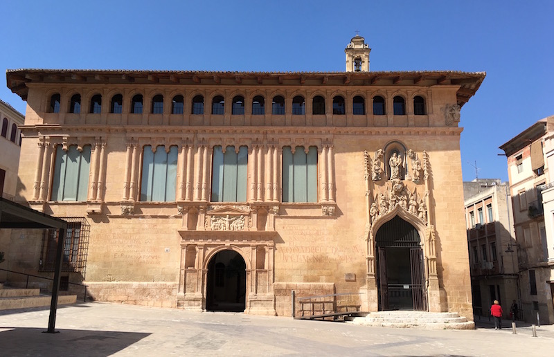 Hospital Reial Xativa Spain