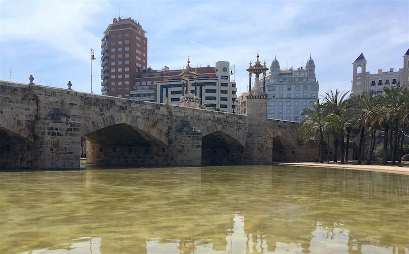 pont de mar valencia spain