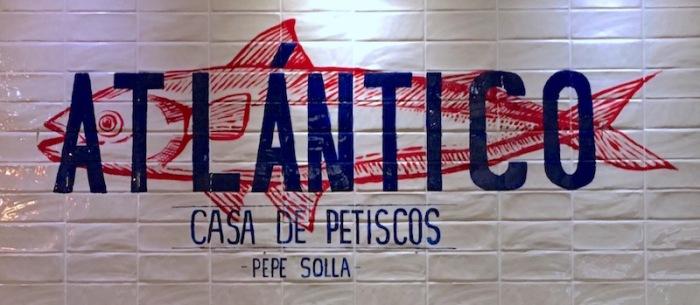 Atlantico sign copy