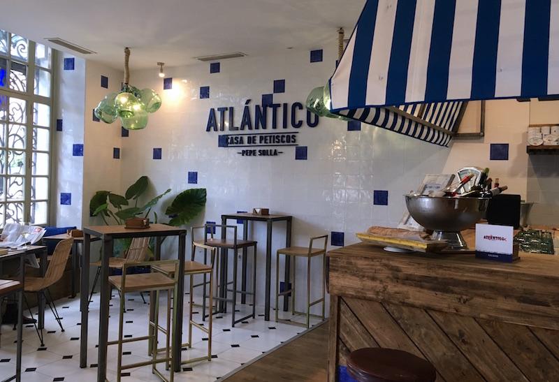Atlantico Case de Petiscos Valencia Spain