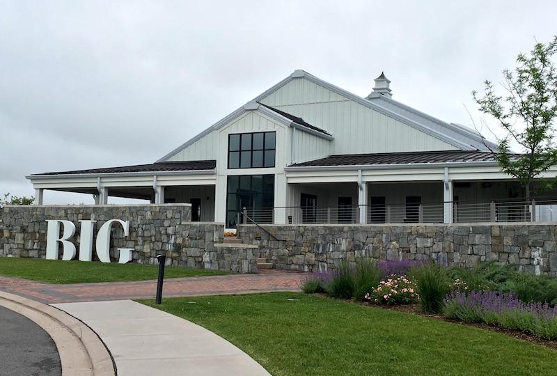 Big Cork Vineyards Maryland Winery
