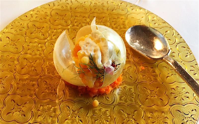 Celler can roca orange opened jill 39 s urban food crawls for Avant garde cuisine