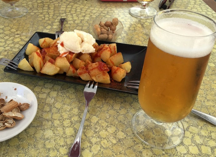 Beers and Bravas