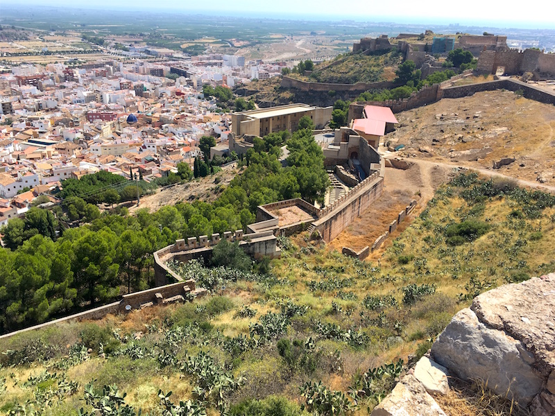Castle-over-Sagunto