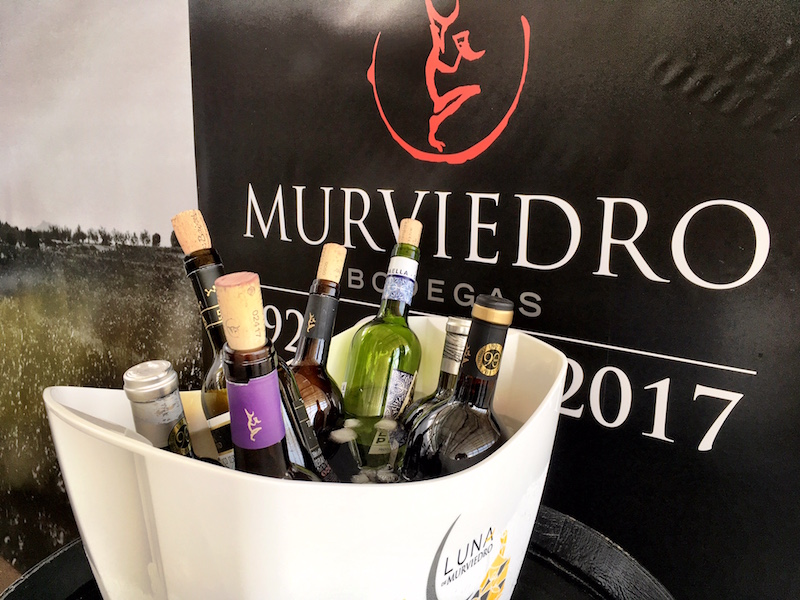 Bodegas Murviedro Requena Wine Fair Valencia