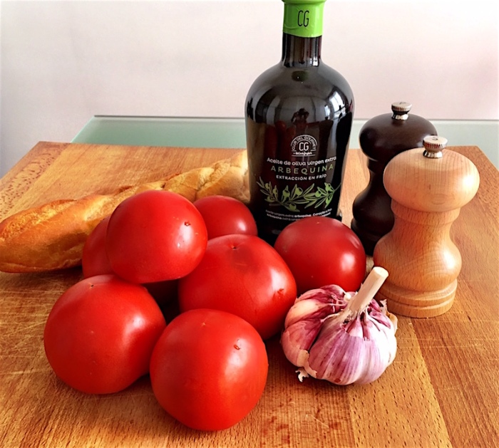 pan con tomate ingredients tomatoes