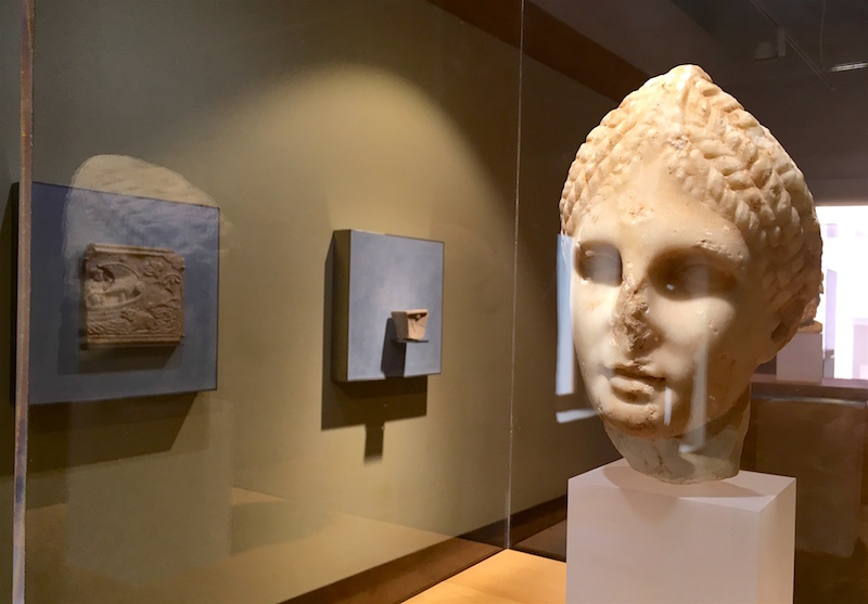 Sagunto-head-of-Diana