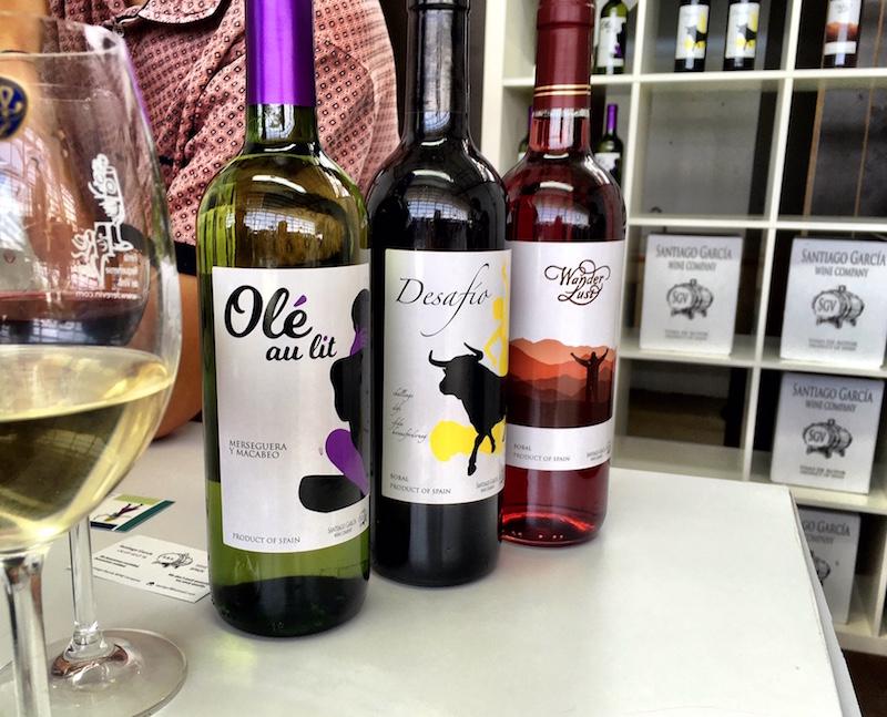 Santiago Garcia Wine Company Utiel Requena Valencia